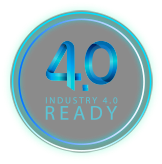Logo Industry 4.0 Ready