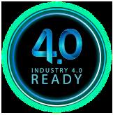 Logo Industry 4.0 Ready